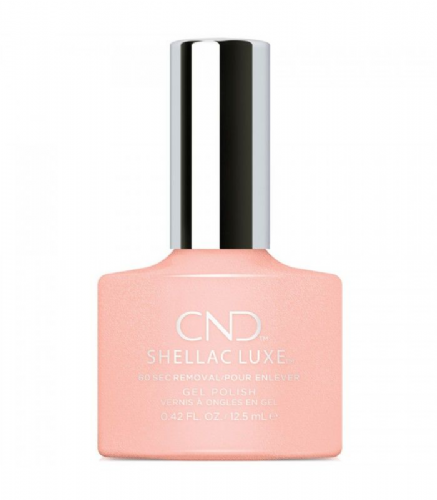 CND Shellac Luxe - Grapefruit Sparkle